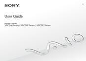 Sony VPCSE2C5E User Manual