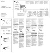 sony xplod cdx gt250mp manuals rh manualslib com  sony xplod cdx-gt250mp wiring diagram