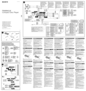 sony cdx-mr60ui manuals sony cdx 4250 wiring diagram
