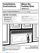 ge spacemaker microwave installation manual