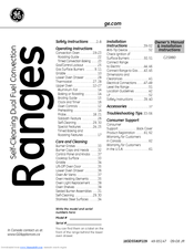 ge c2s980semss manuals rh manualslib com Example User Guide Clip Art User Guide