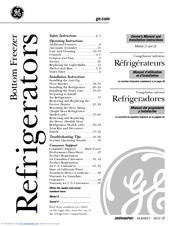 ge profile energy star pfcs1njw manuals rh manualslib com ge profile refrigerator manual ice maker ge profile refrigerator manual defrost