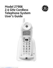 ge 279061 user manual pdf download rh manualslib com  GE Cell Phone Headphone