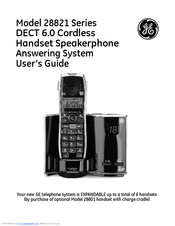 ge dect 60 cordless phone manual how to and user guide instructions u2022 rh taxibermuda co VTech Phones Manuals DECT 6.0 Uniden-DECT 6 0 Manual 1680