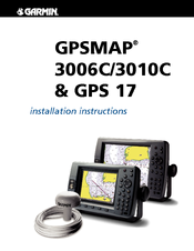 GARMIN GPSMAP 3006C INSTALLATION INSTRUCTIONS MANUAL Pdf ... on