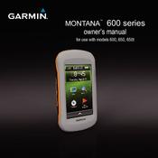 garmin montana 650 owner s manual pdf download rh manualslib com garmin nuvi 650 user manual garmin nuvi 650 user manual