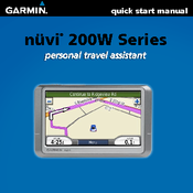 garmin nuvi 255w automotive gps receiver manuals rh manualslib com garmin nuvi 255w manual garmin nuvi 255w manual free