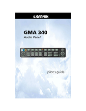 garmin 340 pilot s manual pdf download rh manualslib com Gutter Installation Guide RV Toilets Installation Diagrams