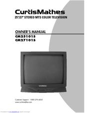 curtis mathes cm27101s manuals rh manualslib com curtis tv manual with dvd player curtis tv manual with dvd player