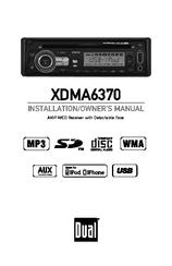 Dual wma xdma6370 installation owners manual pdf download publicscrutiny Images