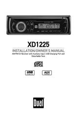 Dual xdvd8285 manual