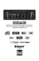 dual xhd6430 manuals rh manualslib com