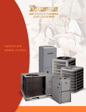 DUCANE AIR CONDITIONING AND HEATING BROCHURE Pdf Download