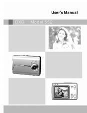 dxg dxg 552 manuals rh manualslib com Fujifilm Camera Manual Fujifilm Camera Manual