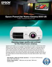 epson powerlite home cinema 8500 ub manuals rh manualslib com