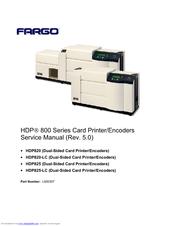 FARGO HDP820-LC PRINTER DRIVER (2019)