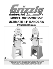 Grizzly G0555 Owner's Manual
