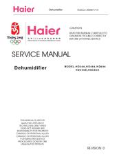 haier hd456e 45 pint capacity dehumidifier manuals haier hd456e 45 pint capacity dehumidifier service manual