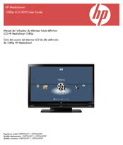 HP MediaSmart  SL4282N User Manual