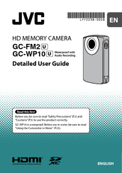 jvc picsio gc fm2 detailed user manual pdf download rh manualslib com JVC GC-FM1 JVC Picsio FM1