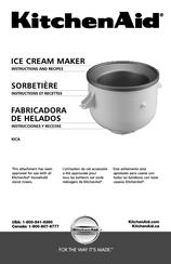 Kitchenaid Kica Manuals