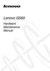 Инструкция К Lenovo G560