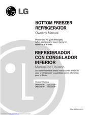 lg ldc2272 series manuals rh manualslib com owners manual lg refrigerator lfx28978st user manual lg fridge