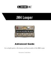 line 6 jm4 looper manuals rh manualslib com Line 6 JM4 Looper Line 6 JM4 Looper Review