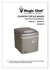 Magic Chef Mcim30ts Manuals