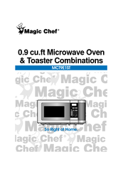 Magic Chef MCT9E1ST Manuals on