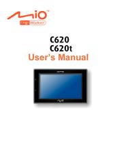 mio digi walker c620t manuals rh manualslib com Operators Manual Owner's Manual