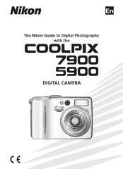 nikon coolpix 5900 user manual