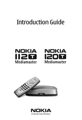 Nokia Mediamaster 120T Introduction Manual