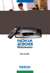 Nokia Mediamaster 230 S User Manual