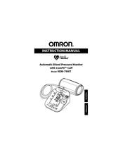 omron blood pressure monitor instruction booklet