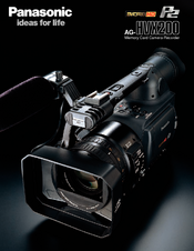 Panasonic ag-hvx200 imagecraft productions.