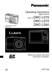 panasonic lumix dmc ls70 manuals rh manualslib com Simpson Connectors Accessories for LG L70