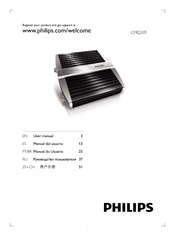 Philips CMQ205/00 User Manual