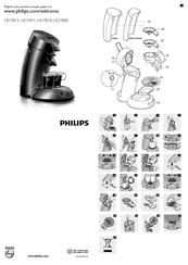 philips senseo hd7812 manuals rh manualslib com philips senseo manual pdf philips senseo manual download