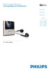 Philips SA2300/37 MP3 Player Windows 7