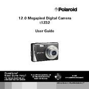 polaroid i1236 12 0 megapixel digital camera manuals rh manualslib com