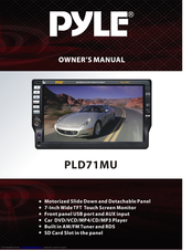 PYLE Audio PLD71MU Owner's Manual