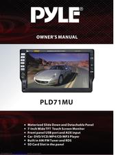 PYLE Audio PLD71MU Owner's Manual