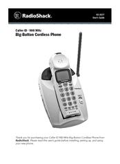 radio shack 43 3577 manuals rh manualslib com radio shack 43-165 phone manual radio shack telephone manuals