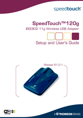SPEEDTOUCH 120G WIRELESS USB ADAPTER DRIVER WINDOWS