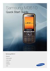 samsung gt m3510 manuals rh manualslib com Samsung Owner's Manual Samsung User Manual Guide