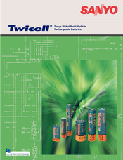 Sanyo Twicell HR Series Brochure