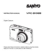 sanyo vpc s1085 manuals rh manualslib com sanyo vpc-s1415 manual