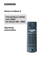 siemens hicom 300e manuals rh manualslib com Siemens Gigaset 2420 Manual Siemens Gigaset Telephone