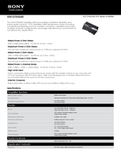 262813_xmgtx6040_product sony xm gtx6040 stereo power amplifier manuals sony xm-gtx6040 wiring diagram at creativeand.co
